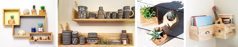 Bois De Recuperation Decoration meubles et décoration en bois de récupération | la vie du bois