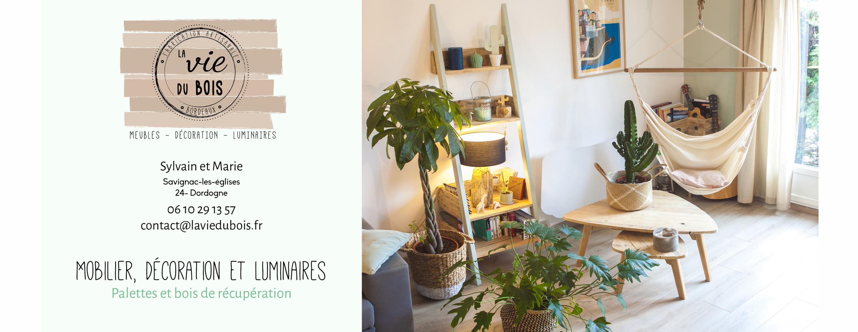 Meuble Sur Mesure Bordeaux meubles et décoration en bois de récupération | la vie du